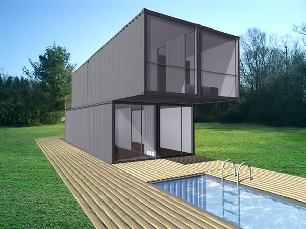 Chk Container Home Kit Lot Ek