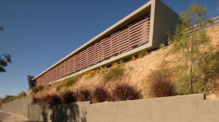 Skyline residence los angeles ca belzberg architects - Residence calistoga strening architects californie ...