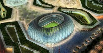 Zaha Hadid Architects diseña el estadio para la Copa Mundial de Fútbol Qatar 2022