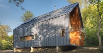 Estados Unidos: Casa Matchbox - Bureau for Architecture and Urbanism