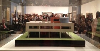 Exhibición: 'Le Corbusier: An Atlas of Modern Landscapes' en el MoMA de Nueva York