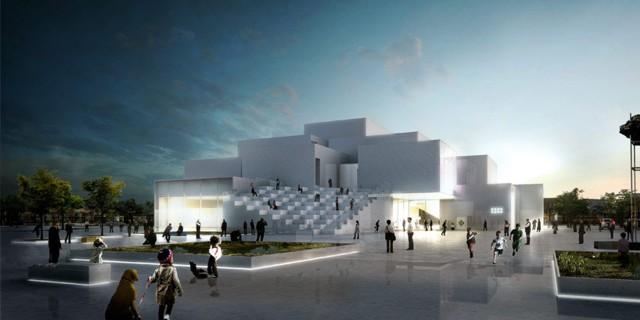 Dinamarca: 'LEGO House', Billund - BIG