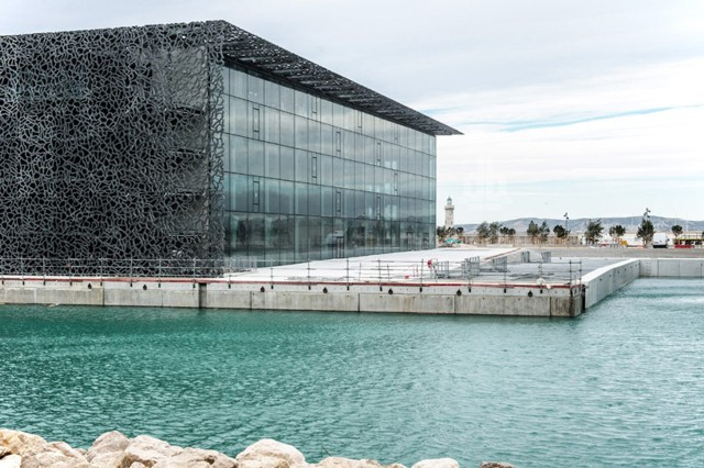 Rudy ricciotti mucem marsiglia news from the worldnews from the world - Mucem marseille rudy ricciotti ...