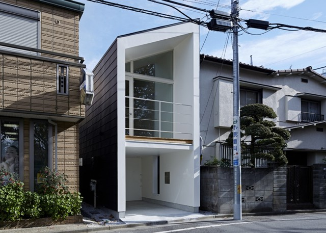 Japón: 'Park House', Tokio - Another Apartment