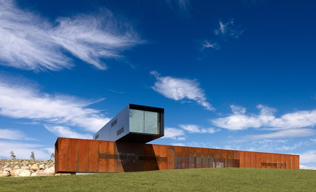 Australia: View Hill House- Denton Corker Marshall