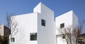 Japón: 'Diamond Residence', Kumamoto - Hiroyuki Arima