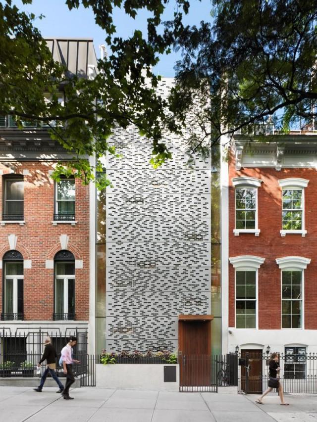 'Urban Townhouse', Nueva York - GLUCK+