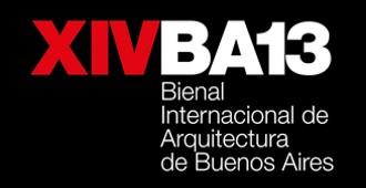 XIV Bienal Internacional de Arquitectura de Buenos Aires BA13