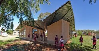 Sudáfrica: 'Ithuba Science Center', Johannesburgo - S2arch + RWTH Aachen University