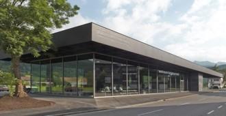 Austria: Werkraumhaus - Peter Zumthor
