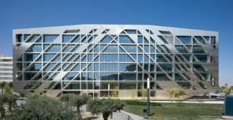 España: Oficinas A.M.A., Madrid - Rafael de la Hoz Arquitectos
