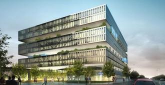 Estados Unidos: 'Samsung America Headquarters', Silicon Valley - NBBJ
