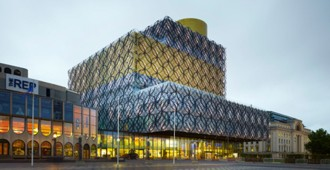 Video: Biblioteca de Birmingham - Mecanoo Architecten