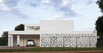 Casa en Brasilia - Domo Arquitetos Associados