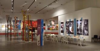 XIVBA13: Muestra homenaje a Clorindo Testa... imágenes