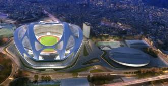 Tokio 2020: Nuevo Estadio Nacional de Japón - Zaha Hadid Architects... video
