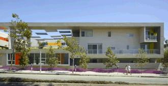 Pico Place, Santa Monica, California - Brooks + Scarpa Architects