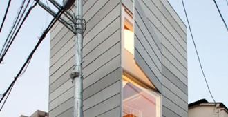 Japón: 'Small House', Tokio - Unemori Architects