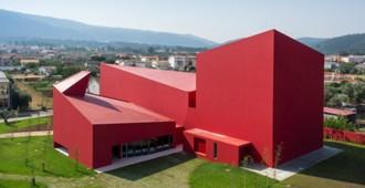 Portugal: Casa das Artes, Miranda do Corvo - Future Architecture Thinking