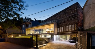 España: Casa en Puebla del Caramiñal - Iñaki Leite