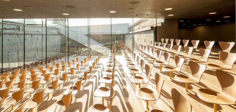 Dinamarca museo mar timo big Noticias de arquitectura recientes