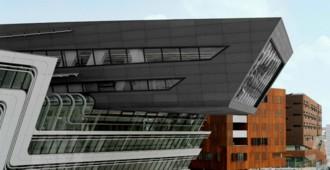 Video: 'Library & Learning Center', Viena – Zaha Hadid