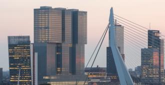 Video: Cómo es el diseño de interiores de los monoambientes de 'De Rotterdam' - OMA