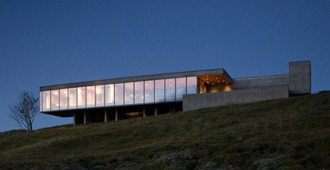 Islandia: Casa Árborg - pk arkitektar