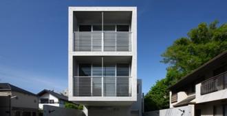 Japón: Casa en Minamikarasuyama, Tokio - Atelier HAKO architects