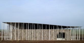 Inglaterra: Stonehenge Visitor Center - Denton Corker Marshall