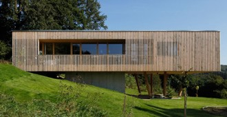 Austria: 'Casa Bajo los Robles' - Juri Troy Architects