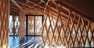 Japón: 'Sunny Hills', Tokio - Kengo Kuma & Associates