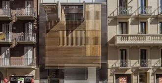 Edificio de Viviendas de Lujo, Barcelona - Josep Lluis Mateo