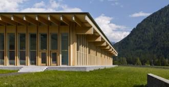 Suiza: 'Production Hall Grüsch' - Barkow Leibinger
