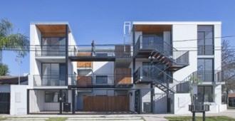 Argentina: Edificio en calle Talcahuano, Santa Fe - Biagioni Pecorari Arquitectos