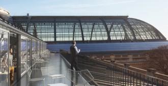 LAN gana el concurso de renovación del Grand Palais en Paris
