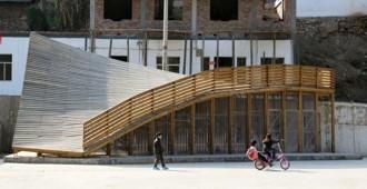 China: 'The Pinch', Shuanghe, Provincia de Yunnan - Olivier Ottevaere + John Lin