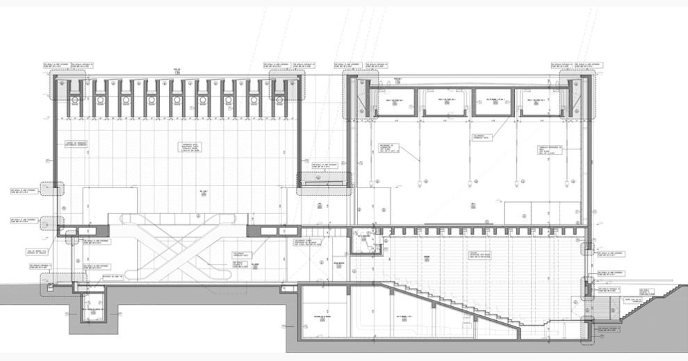Argentina museo de arte contempor neo buenos aires mar for Estudios de arquitectura la plata