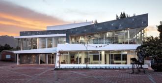 Ecuador: Biblioteca Gerardo Anker, Quito - L+A Arquitectos