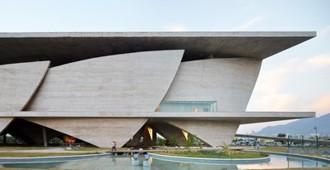 Brasil: 'Cidade das Artes', Rio de Janeiro – Christian de Portzamparc
