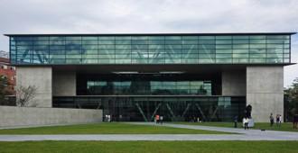 Japón: 'Asia Museum of Modern Art', Taichung - Tadao Ando