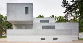 Alemania: Reconstruyen la Casa Gropius en Dessau