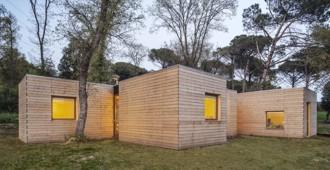 España: Casa GG, Santa Maria de Palautordera, Barcelona - Alventosa Morell Arquitectes