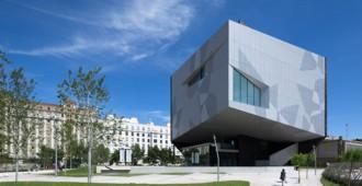 España: Imágenes de la CaixaForum Zaragoza - Carme Pinós