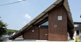 Japón: 'Rain Shelter House' - Y+M Design Office