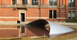 Video: 'Crest', en el Victoria and Albert Museum – Zaha Hadid Architects