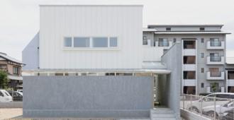 Japón: Casa Kusatsu, Shiga - ALTS Design Office
