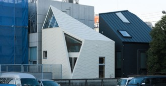 Japón: Casa Tsubomi, Tokio - Flathouse