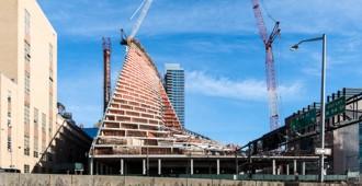 W57, West 57th Residential Building, Nueva York - BIG... imágenes de las obras