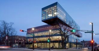 Canadá: 'Halifax Central Library' - Schmidt Hammer Lassen Architects